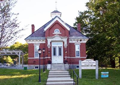 Shedd Free Library