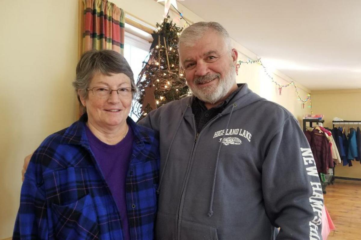 Brenda & Phil