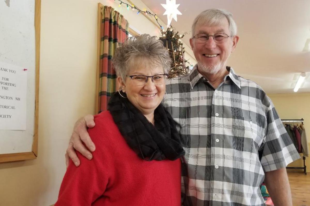 Gary & Shirley